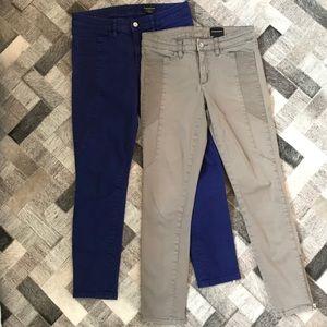 2 pairs CM pants